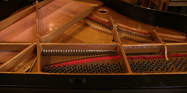 Piano Restringing
